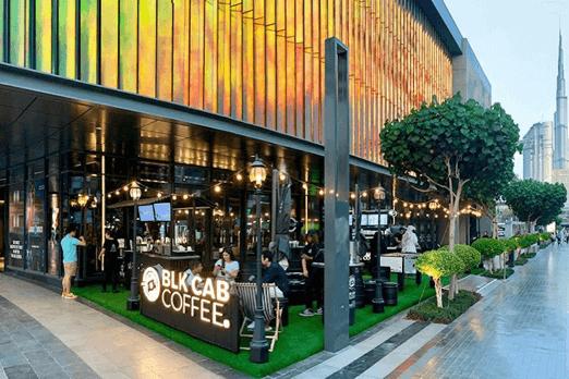 BLK Cab Coffee image