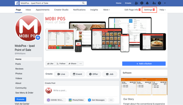 mobipos app connect